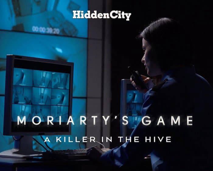 Moriarty's Game virtual escape room