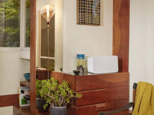 Sonos Five speaker in a room