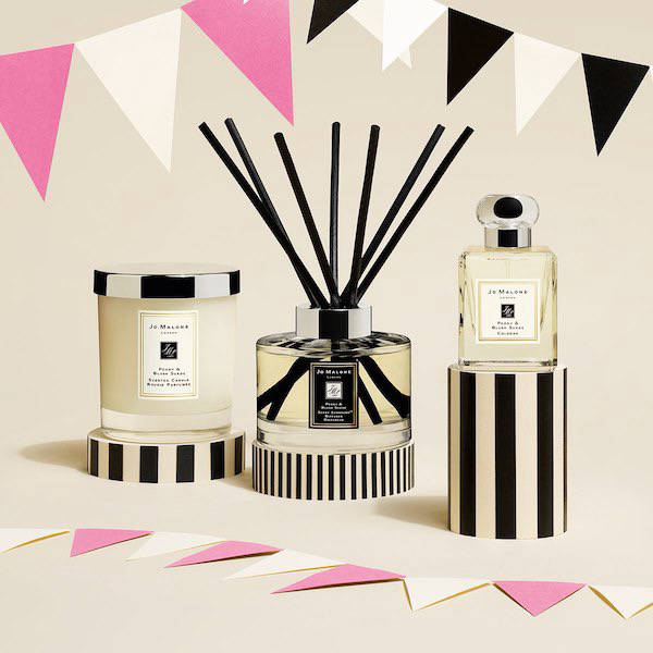 Jo Malone perfume, candle and room fragrance