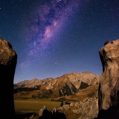 Night sky astrophotography