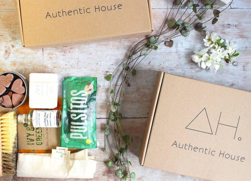Authentic House subscription box