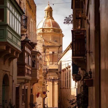 Maltese street view