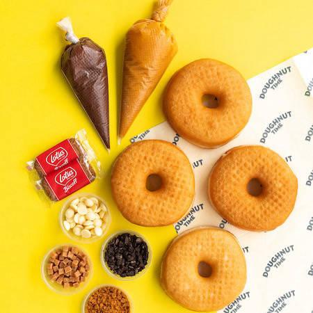 Doughnut Time doughnut decorating kit