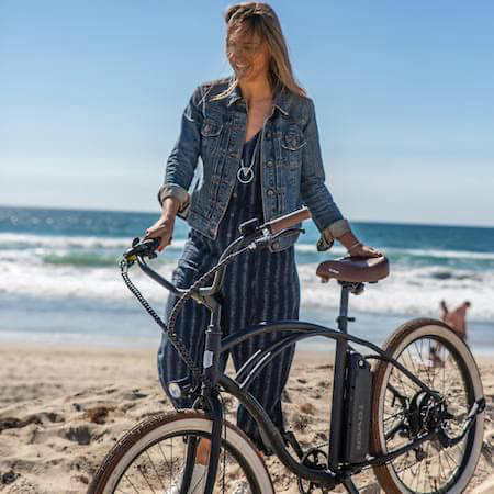 Furo X electric folding bike