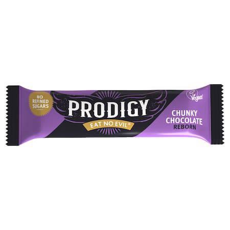 Prodigy vegan chocolate bar