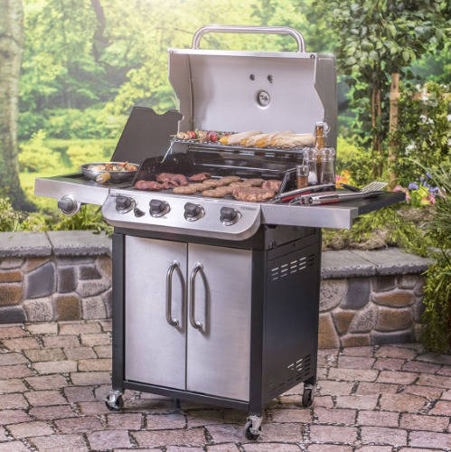 Char-Broil barbecue