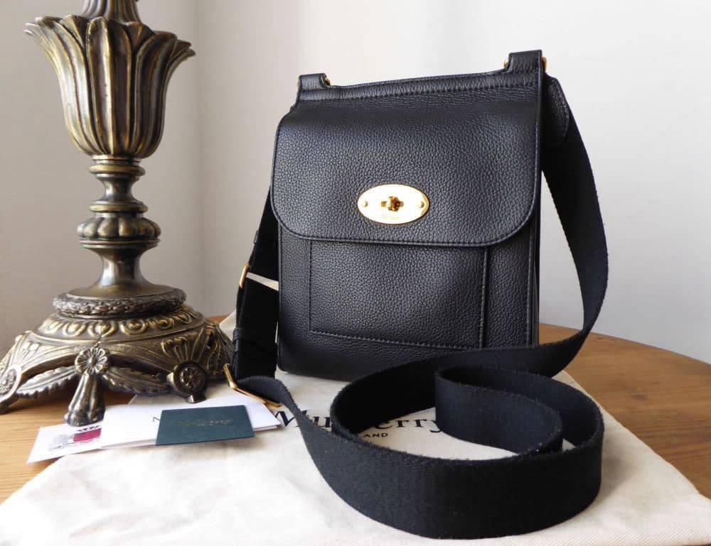Black Antony Mulberry handbag