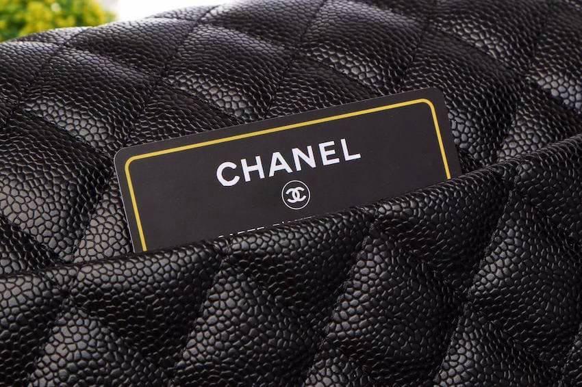 Chanel branded handbag