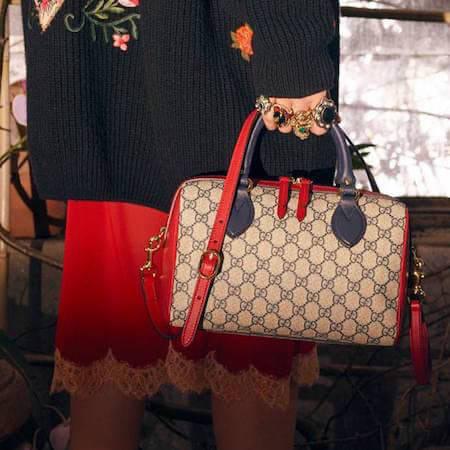 Louise Vuitton branded handbag