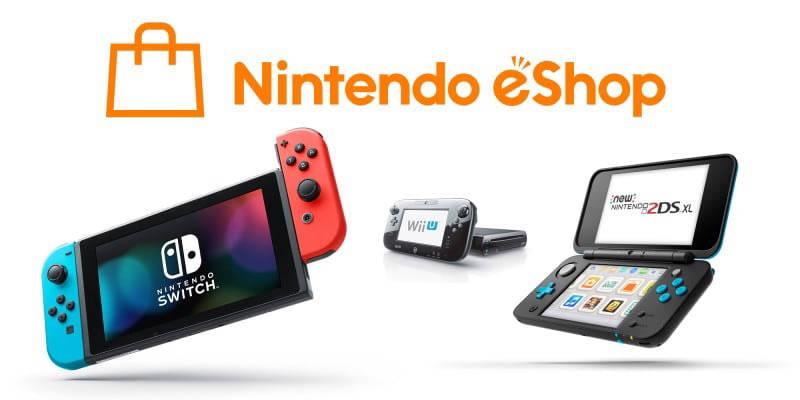 Nintendo eShop on Nintendo Switch, Wii U and 3DS