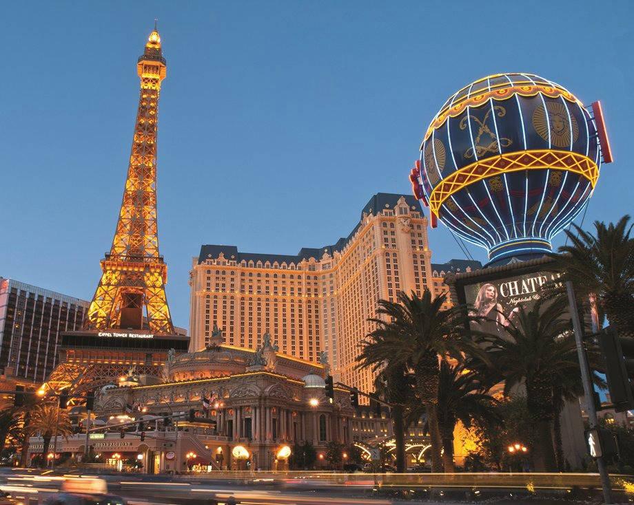 Paris Las Vegas resort