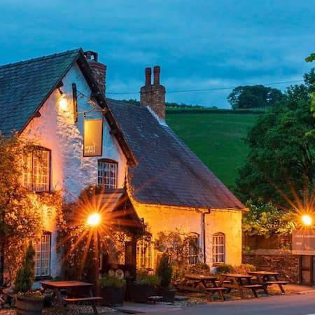 Traditional Welsh inn