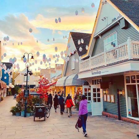 Bicester Village shops