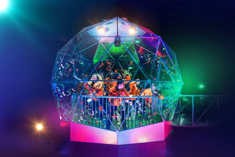 The Crystal Maze LIVE